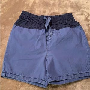 JUMPING BEANS Toddler Boys Two Toned Blue Shorts